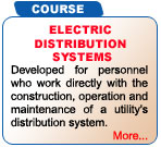 Electric Distribution Systems Training Class