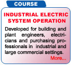 Industrial Electric System Operation Class